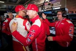 Fabian Coulthard, Team Penske Ford, Alexandre Prémat, Team Penske Ford