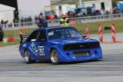 Reto Steiner, Ford Escort RS 2000 V6, Equipe Bernoise, 1. Rennlauf