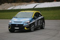 Fabio Gubitosi, Opel Corsa OPC, Opel Suisse Team, Course 1