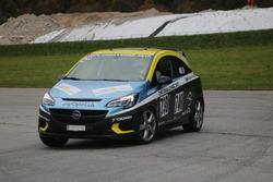 Fabio Gubitosi, Opel Corsa OPC, Opel Suisse Team, Rennen 1