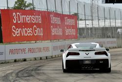 Pace-Car: Corvette