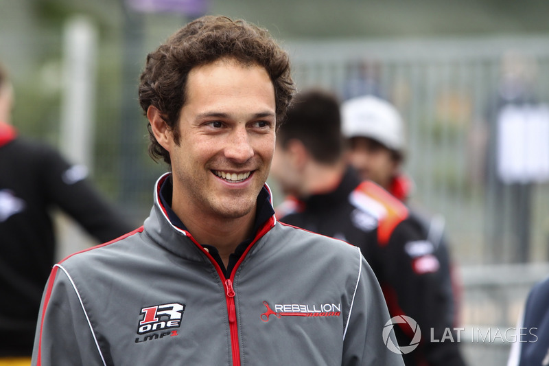 Bruno Senna, Rebellion Racing, Rebellion R13-Gibson, LMP1
