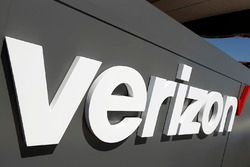 Verizon signage