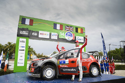 Stéphane Lefebvre, Gabin Moreau, Citroën C3 WRC, Citroën World Rally Team