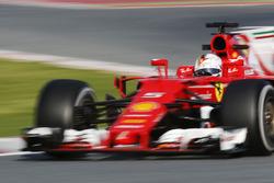 Sebastian Vettel, Ferrari SF70