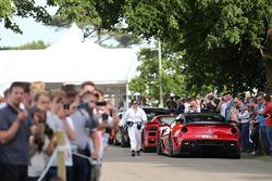 Ferrari in Goodwood