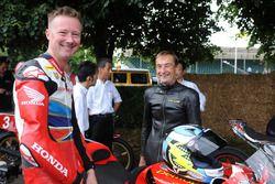 Gordon Shedden Honda VTR1000