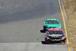 Erik Jones, Furniture Row Racing Toyota, Boris Said, Circle Sport – The Motorsports Group Chevrolet,