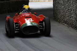 Andy Newall Lancia Ferrari D50A
