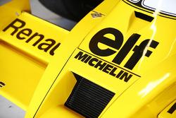 Renault Sport F1 Team F1 Historic, René Arnoux