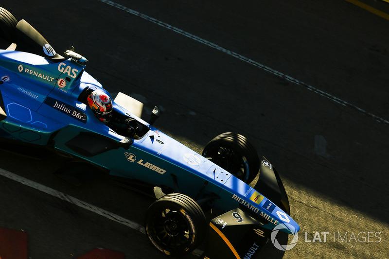 2017 - Formule E