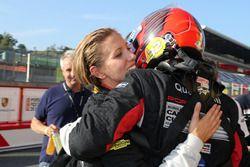 Francesca Linossi, Dinamic Motorsport e Gianmarco Quaresmini, Dinamic Motorsport