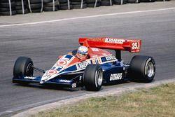 Франсуа Эсно, Ligier JS23 Renault