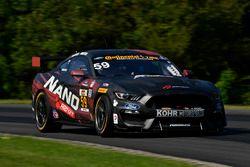 #59 KohR Motorsports Ford Mustang Boss 302: Dean Martin, Jack Roush Jr.