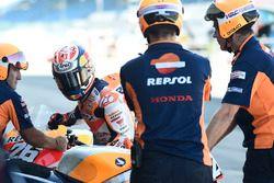 Dani Pedrosa, Repsol Honda Team, motorwissel