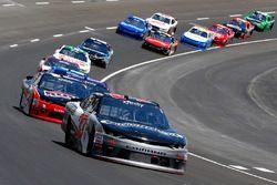 Brandon Jones, Richard Childress Racing, Chevrolet; Austin Dillon, Richard Childress Racing, Chevrol