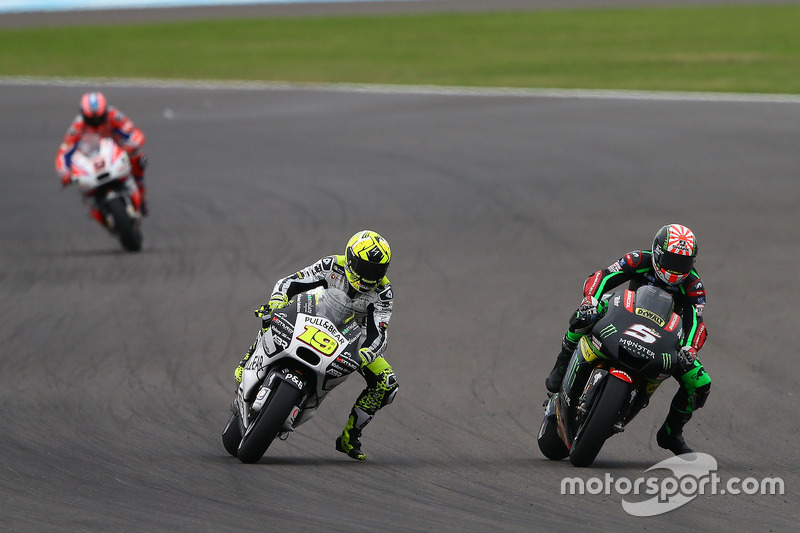 Johann Zarco, Monster Yamaha Tech 3, Alvaro Bautista, Aspar Racing Team