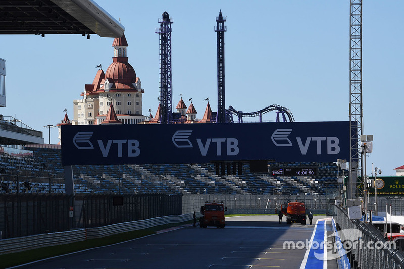 GP da Rússia, 2014