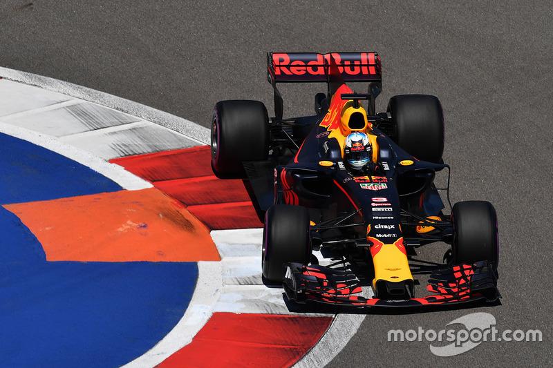 Verlierer: Red Bull Racing
