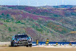 Andreas Bakkerud, Hoonigan Racing Division, Ford Focus RSRX