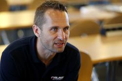 #33 Falken Motorsports, BMW M6 GT3: Marco Seefried