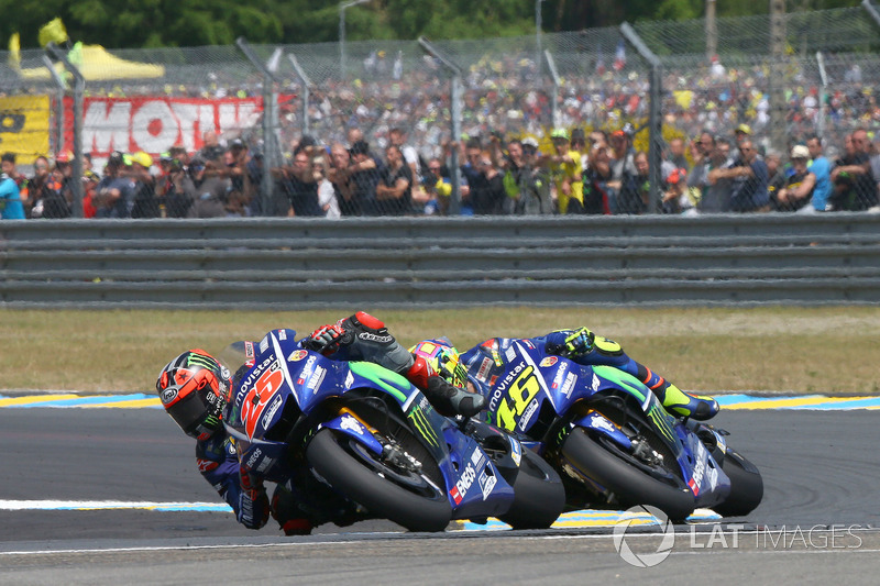 Le Mans 2017: duello Yamaha e incidente all'ultimo giro