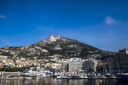 A view of Cap d'Ail