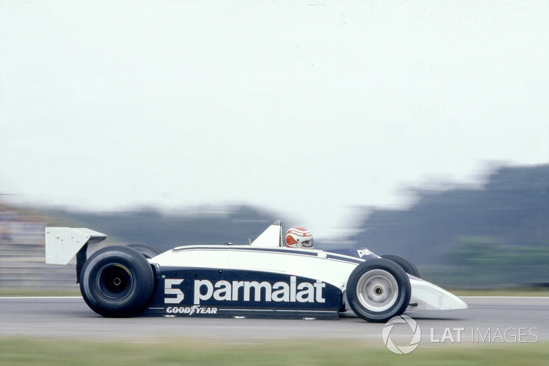 1980 год: Нельсон Пике, Brabham
