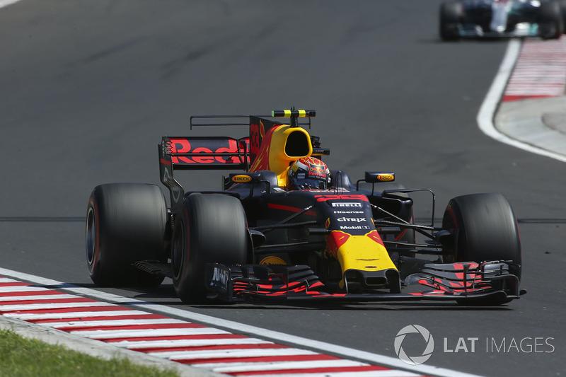 Макс Ферстаппен, Red Bull RB13