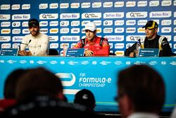 Second place Jean-Eric Vergne, Techeetah, race winner Lucas di Grassi, ABT Schaeffler Audi Sport, th