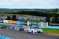 Chris Buescher, JTG Daugherty Racing Chevrolet, Ricky Stenhouse Jr., Roush Fenway Racing Ford