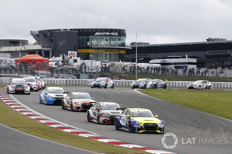 Antti Buri, LMS Racing, Audi RS3 LMS