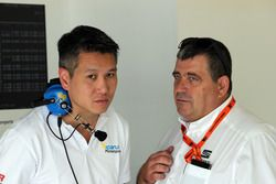 Brain Ma, Icarus Motorsports and Antonio Rodrigues, SEAT Motorsport