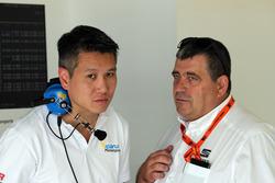 Brain Ma, Icarus Motorsports and Antonio Rodrigues, SEAT Motorsport