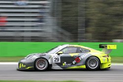#29 Förch Racing by Lukas Motorsport Porsche GT3 R: Zeljko Drmic, Robert Lukas