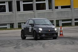 Cyrille Crevoiserat, Abarth 595 competizione, Lugano Racing Team