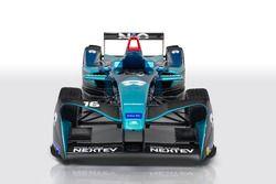 2017/18 auto van NIO Formule E-team