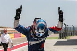 Ganador de la carrera Egor Orudzhev, SMP Racing by AVF
