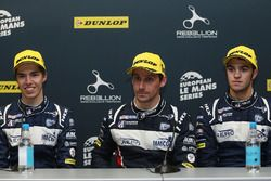 Les vainqueurs William Owen, Hugo de Sadeleer, Filipe Albuquerque, United Autosports
