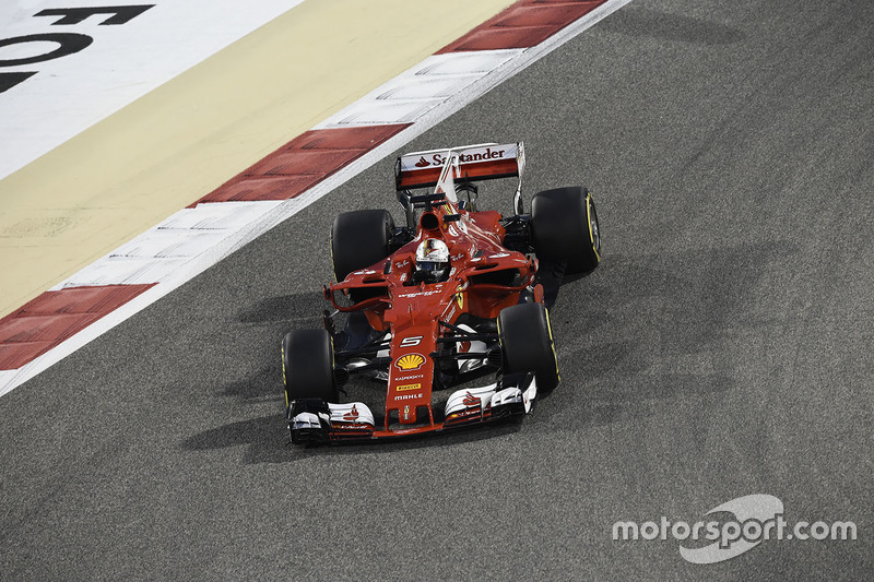 GP de Bahrein 2017