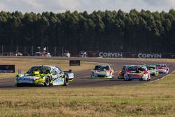 Martin Ponte, UR Racing Team Dodge, Norberto Fontana, JP Carrera Chevrolet, Alan Ruggiero, Laboritto