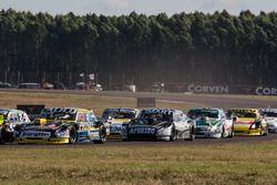 Emanuel Moriatis, Martinez Competicion Ford, Esteban Gini, Alifraco Sport Chevrolet, Carlos Okulovic