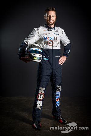 Scott Pye, HSV Racing