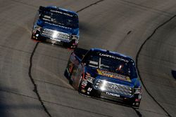 Myatt Snider, Kyle Busch Motorsports Toyota, Christopher Bell, Kyle Busch Motorsports Toyota
