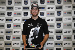 Rookie of the year Ed Jones, Dale Coyne Racing