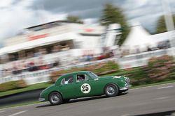 1958 Jaguar Mk1, Frank Stippler
