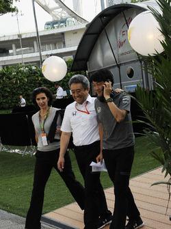 Masashi Yamamoto, dirigeant de Honda
