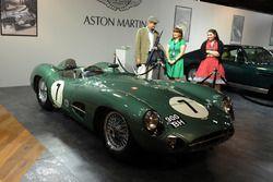Atmosphere Aston Martin DBR1