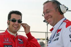 Sam Hornish Jr., Tom German