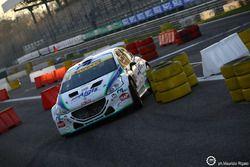 Marco Miraglia, Anna Colombo, Peugeot 208 T16